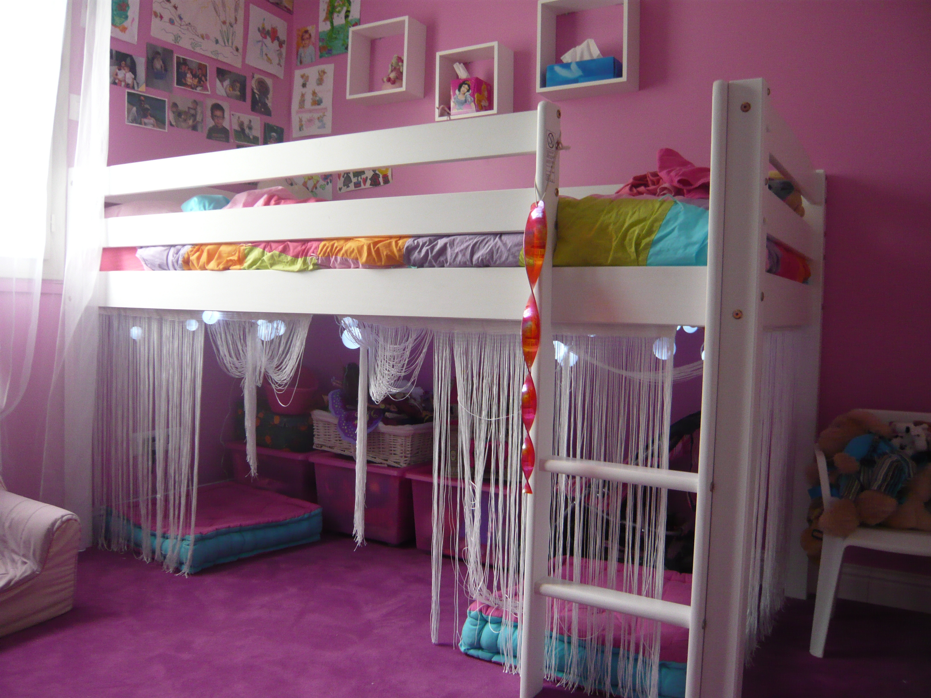 chambre enfant nos r nos d cos. Black Bedroom Furniture Sets. Home Design Ideas